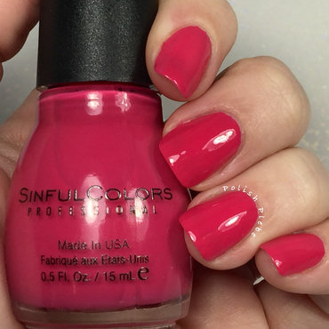 Sinful Colors Feeling Great Swatch by Crystal Bond