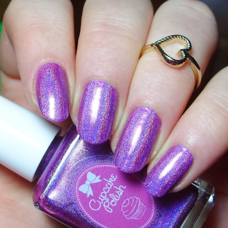Cupcake Polish Chicago Swatch by nailicious_1