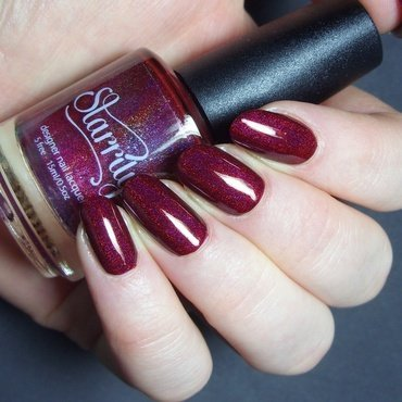 Starrily Count Dracula Swatch by nailicious_1