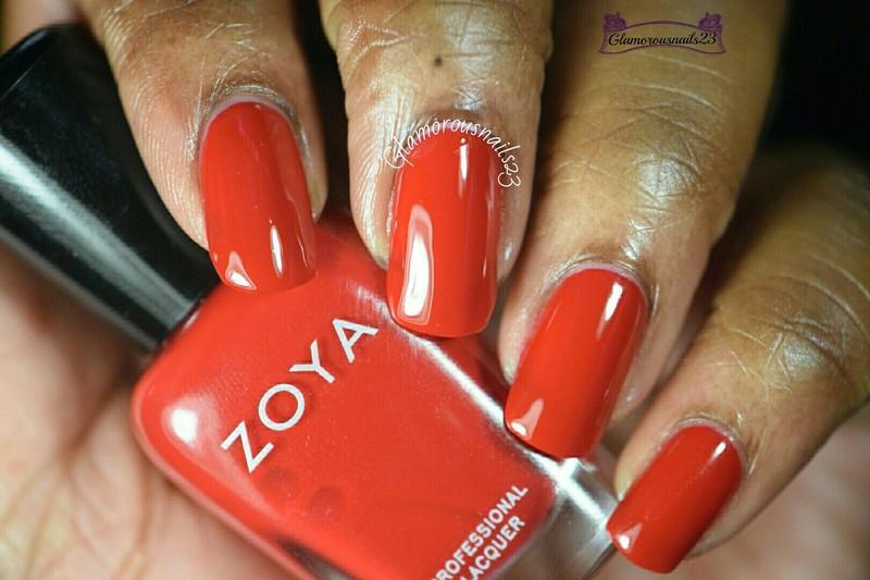 Zoya Renee Swatch by glamorousnails23