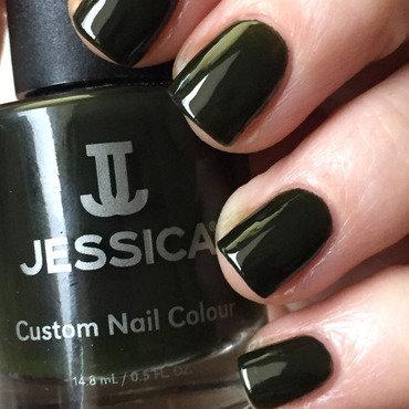 Jessica Divine Pine Swatch by vorobeikacz