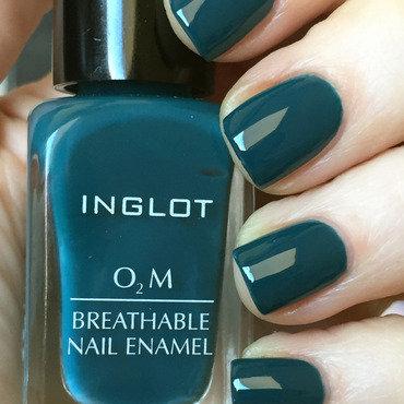 Inglot 656 Swatch by vorobeikacz