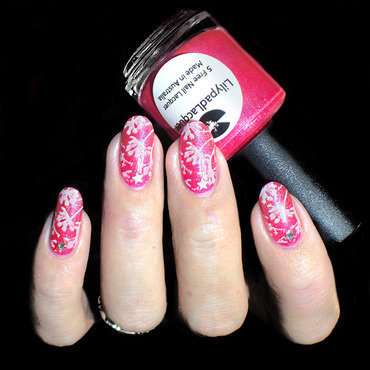 Nail 20art 20floral 20bubbles 20 1  thumb370f