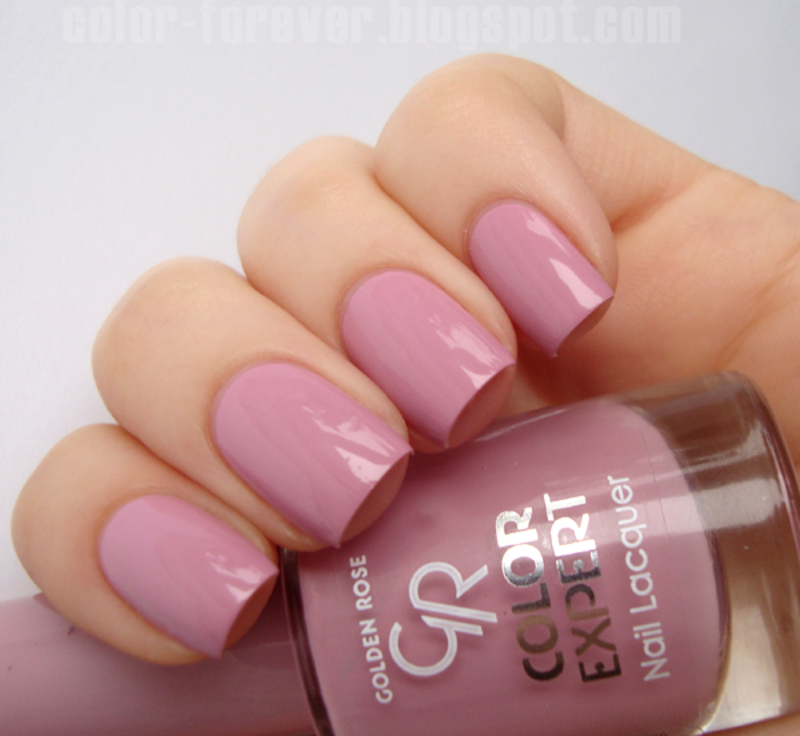 Golden Rose Color Expert 107 Swatch By Ania