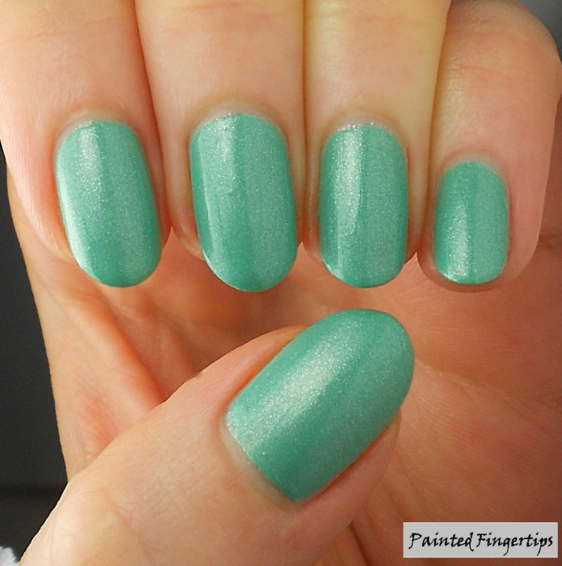 Sinful Colors Mint Apple Swatch by Kerry_Fingertips