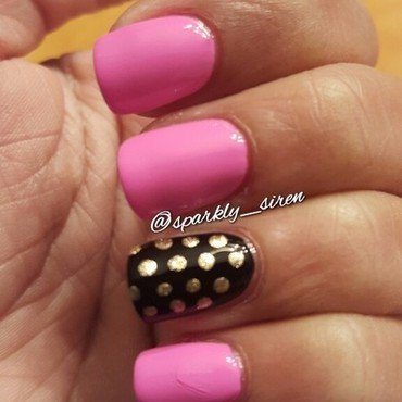 Dotticure nail art by sparkly_siren