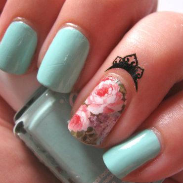 Essie Blossom Dandy Swatch by VixensWedding