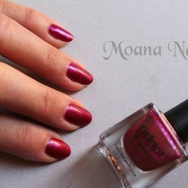 Adopt' le Vernis nail art by MoanaNails