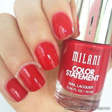 Milani red label Swatch by Jessi Brownie (Jessi)