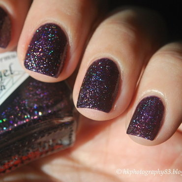 El Corazon Galaxy Swatch by Hana K.