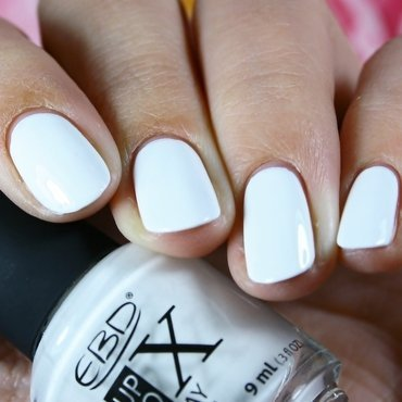EBD Up To X 16 White Swatch by Romana