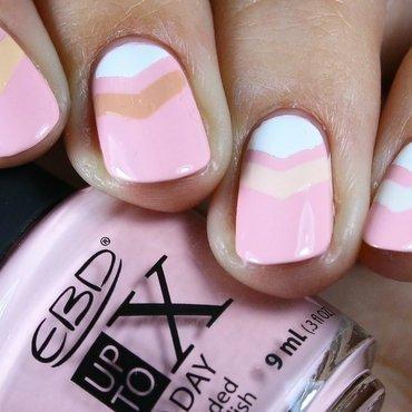 Softies nail art by Romana