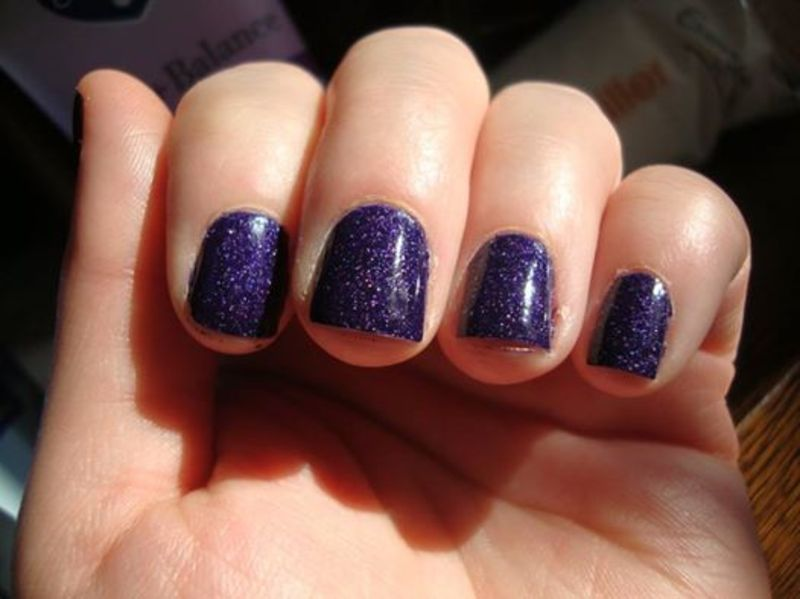 PiCturePolish Muse Swatch by Stephanie