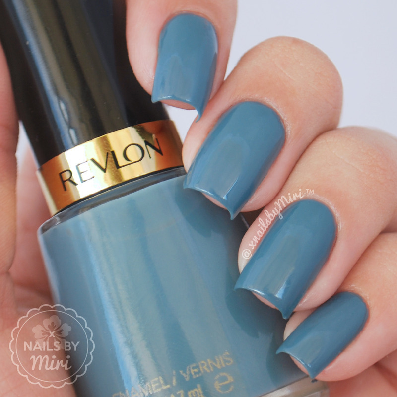 Revlon Chic Swatch by xNailsByMiri