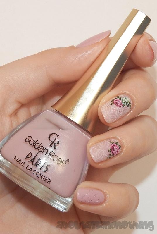 Wedding nails nail art by Kasia