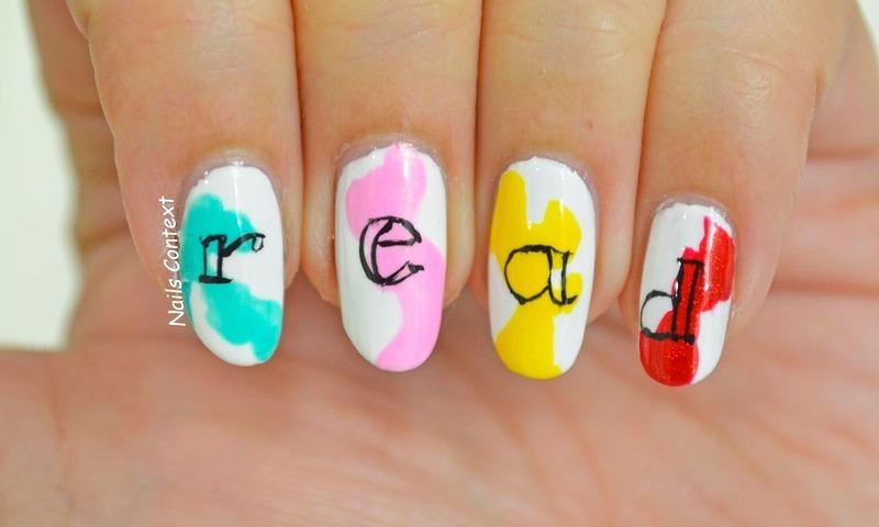 READ nail art by NailsContext