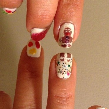 Not The Gumdrop Buttons! (Part 2) nail art by Idreaminpolish