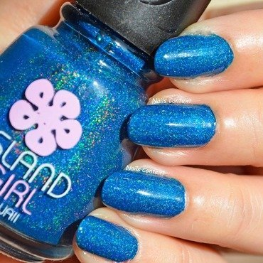 Island Girl 1804A Swatch by NailsContext