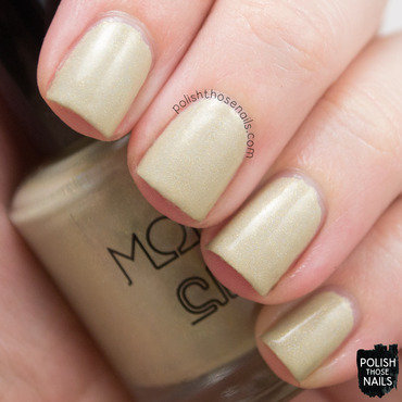 Model City Polish Latte Swatch by Marisa  Cavanaugh