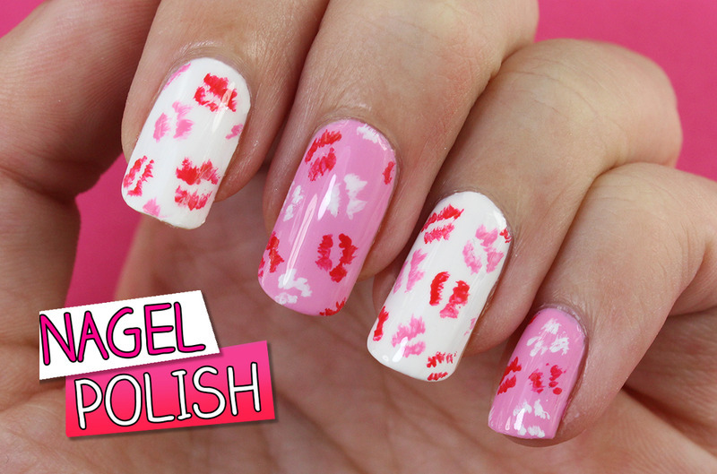 Kisses for you all nail art by nagel polish nailpolis museum kisses for you all nail art by nagel polish prinsesfo Images