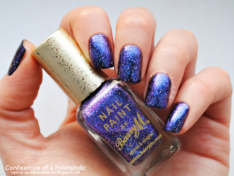 Barry M Fashion Icon Swatch by Olaa