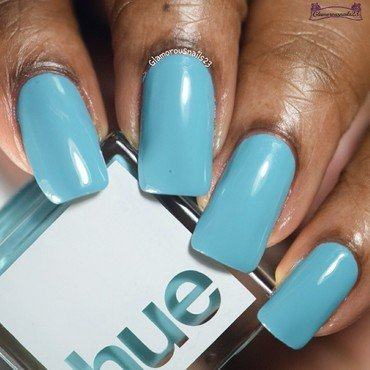 Square Hue Waterland District Swatch by glamorousnails23