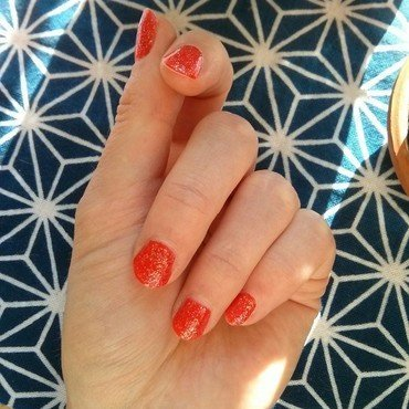 NCLA Party Favourite + Essie Clambake Swatch by Kitty