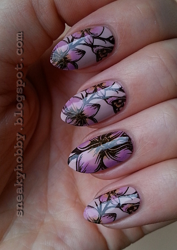 Spring Is Coming! nail art by Mgielka M