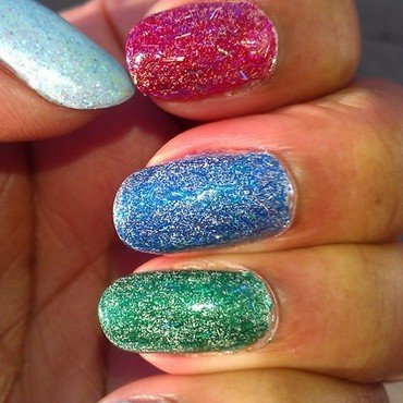 Zoya Bar Glitter by Jackie Bodick