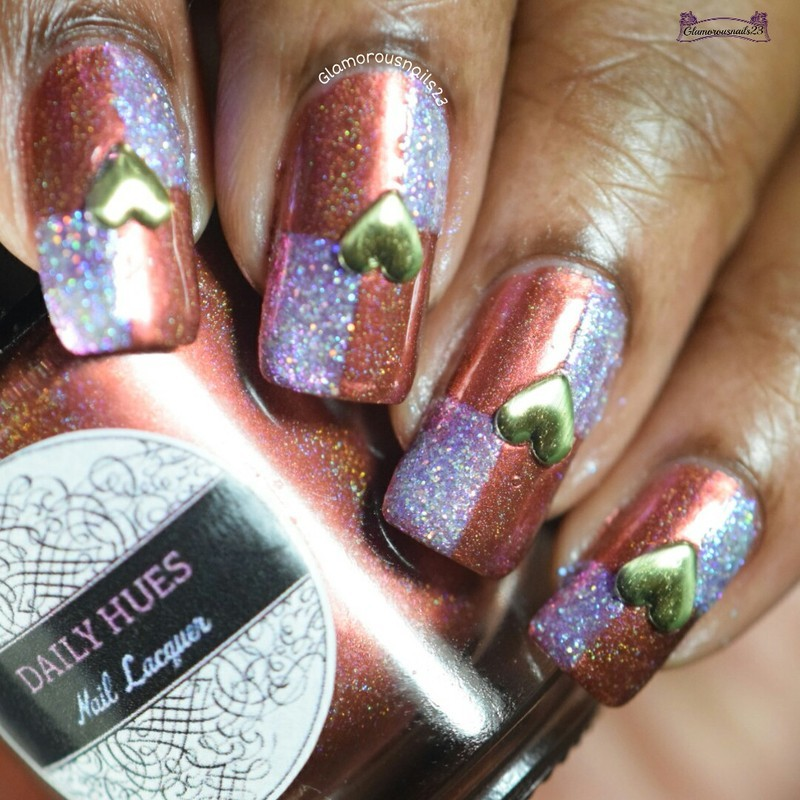 HPB Presents: First Indie  nail art by glamorousnails23