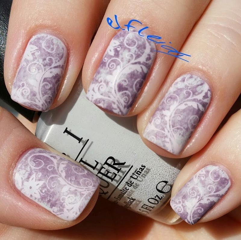 40 Great Nail Art Ideas- fashion nail art by Jenette Maitland-Tomblin