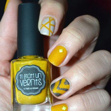 Méli-mélo nails  nail art by Sweapee