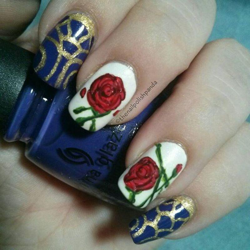 Endrance nail art by Lynni V.