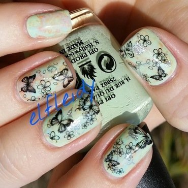 40 Great Nail Art Ideas- pastels nail art by Jenette Maitland-Tomblin