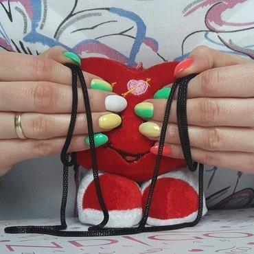 Spring nail art by Ewa EvaNails