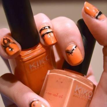 Wistalia's Style nail art by i-am-nail-art