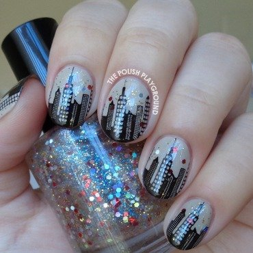 City 20inspired 20silhouettes 20stamping 20nail 20art thumb370f
