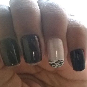 Sweat nails nail art by Isabella