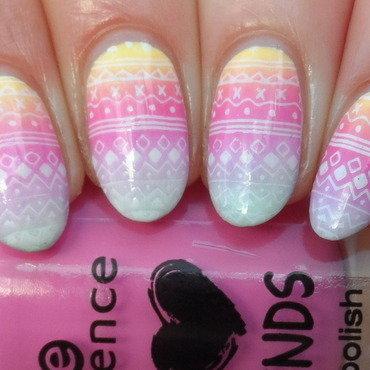 Pastel nail art by Plenty of Colors