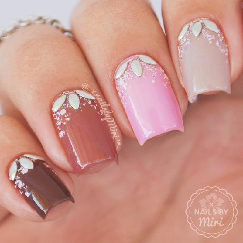 Fairy Princess Nails nail art by xNailsByMiri