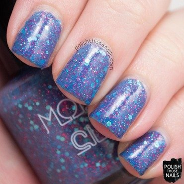 Model City Polish SB05 July 2015 Swatch by Marisa  Cavanaugh