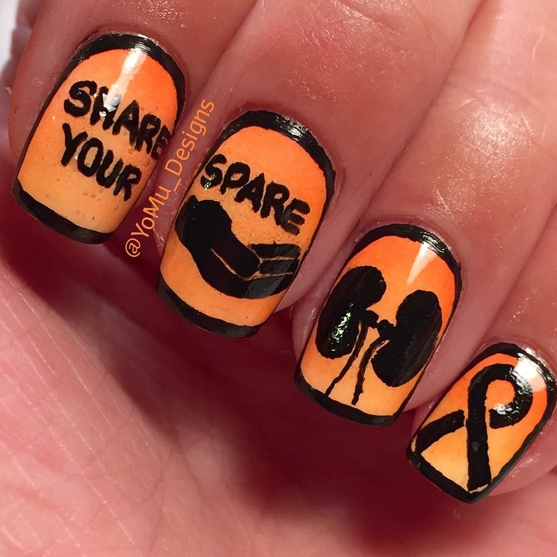 Share Your Spare nail art by JMura_Designs