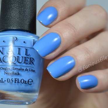 OPI Rich Girls and Po-Boys Swatch by Furious Filer