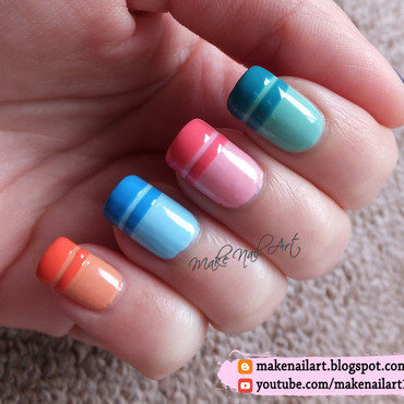 Spring 20easter 20pastel 20french 20manicure 20nail 20art 20design 20tutorial thumb370f