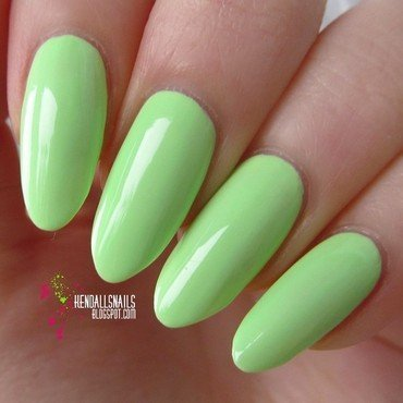 Claire's White Neons Swatch by Julia Friedel