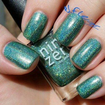 Nine Zero Lacquer March 2016 Swatch by Jenette Maitland-Tomblin