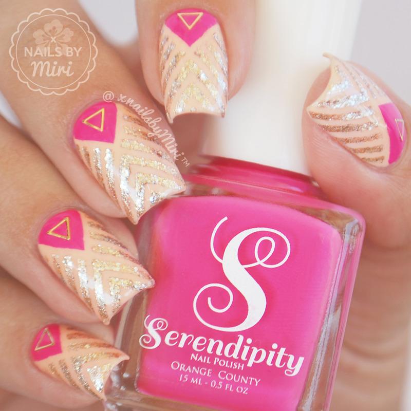 Deco Nail Art nail art by xNailsByMiri