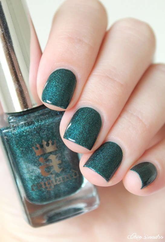 A England Saint George Swatch by Cocosnailss