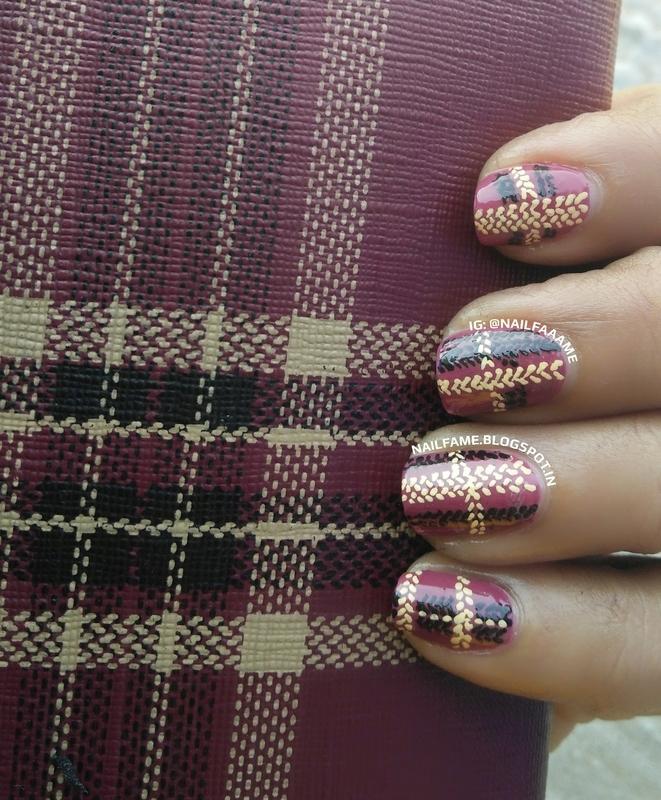 FASHION NAILS nail art by Nailfame