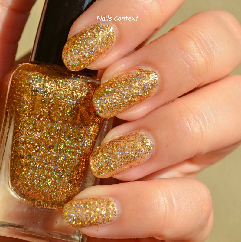 Fun Lacquer Million Dollar Dream Swatch by NailsContext